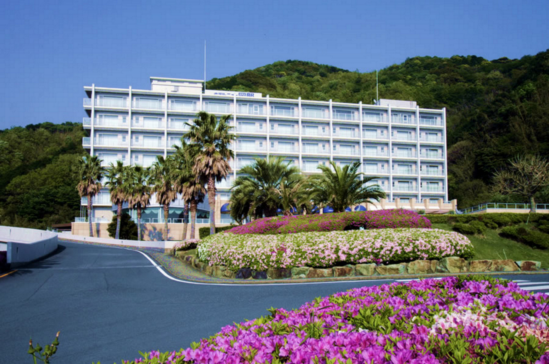 17:10 - 抵達水晶景觀酒店 クリスタルビューホテル