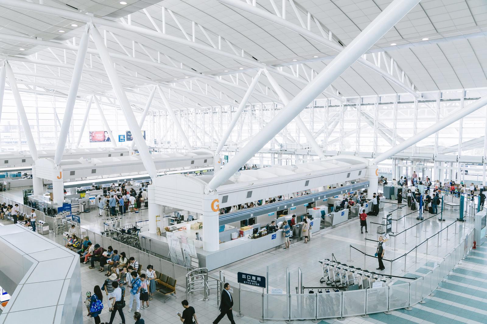 福岡機場 - 國際線航廈