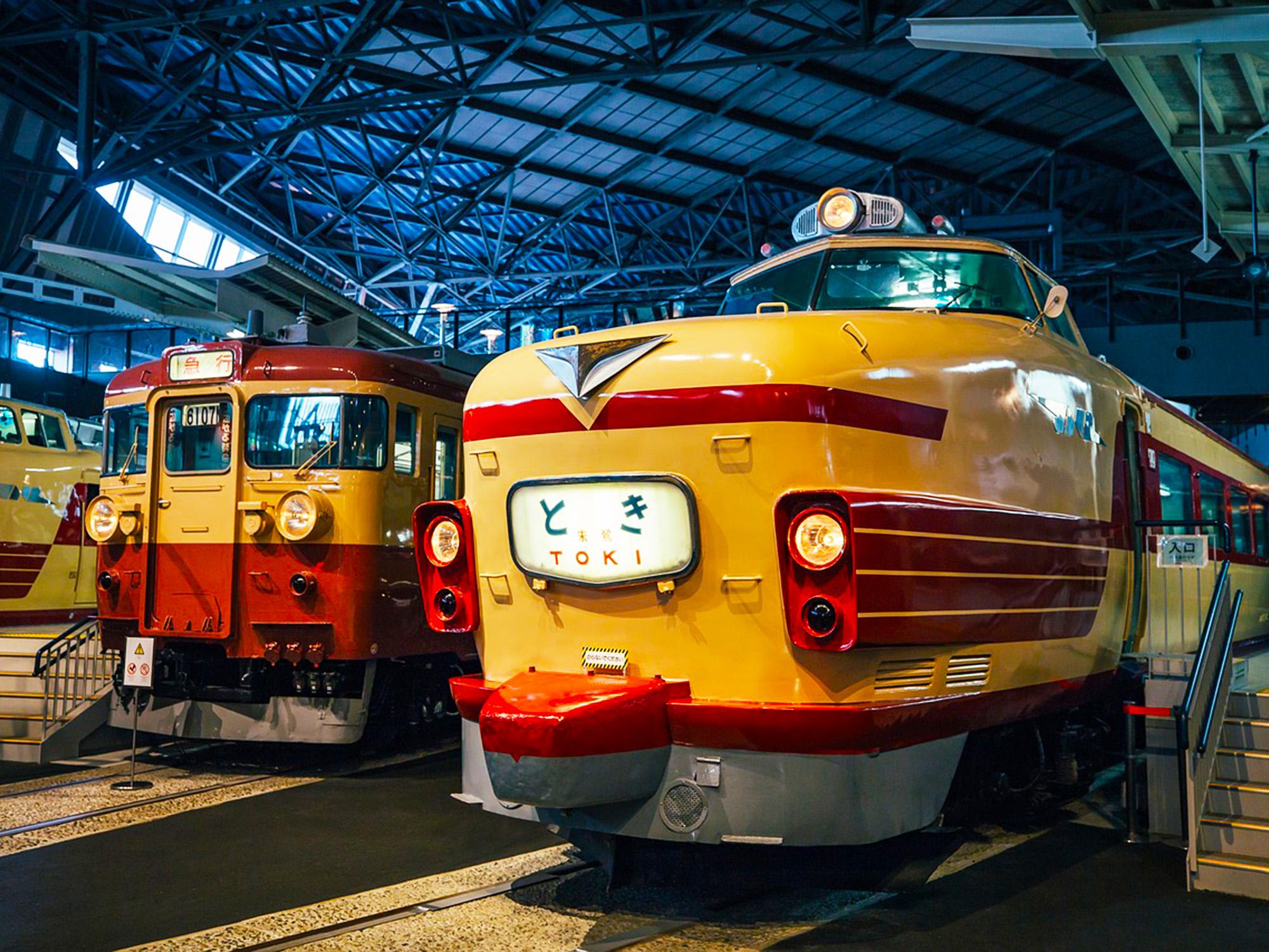 09:00 ~ 10:30 -  鐵道博物館