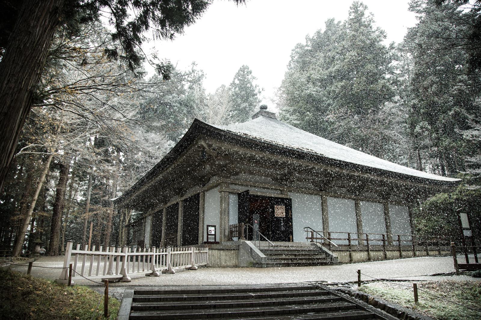 日本東北世界遺產「中尊寺」一日遊